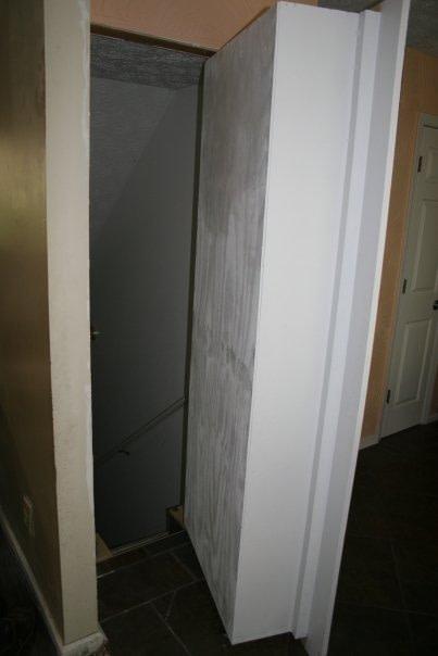basement door 2