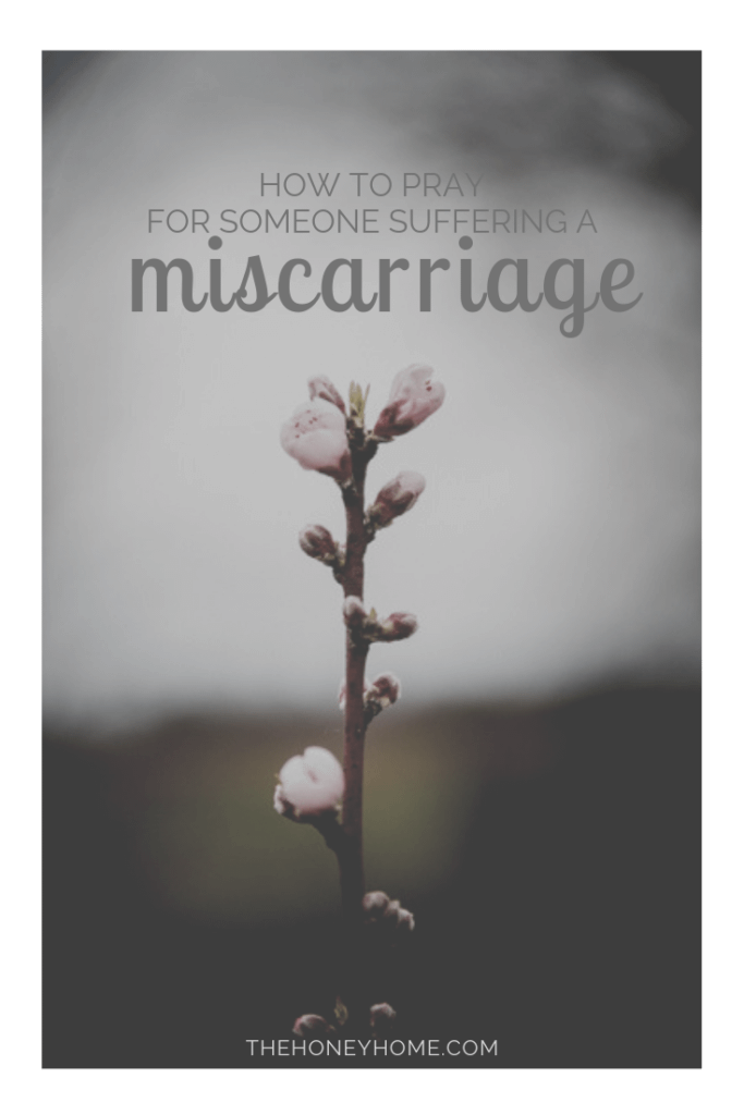 miscarriage flower, prayers for miscarriage